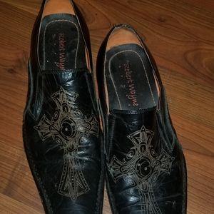 Robert Wayne leather fashion shoes